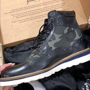 Shoes - Goodwin Smith Camo Shoes